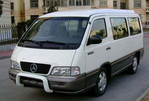 12 Seat Mini Bus ( MB100 Mpv or Toyota Hiace )